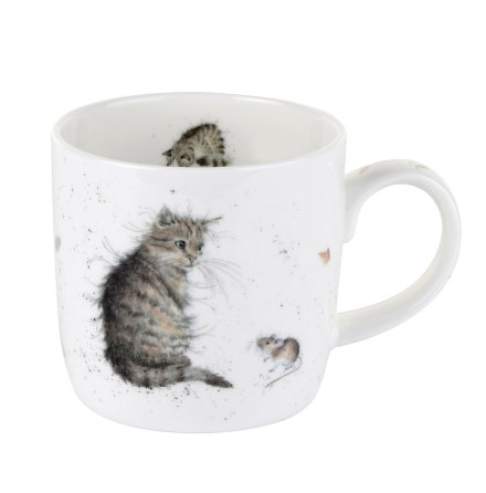 FBC Mugs Cat and Mouse