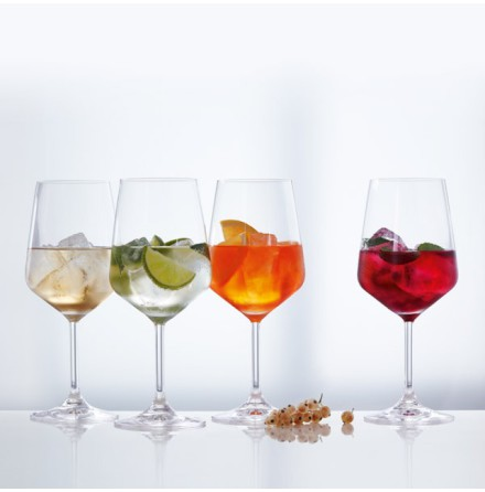Summer Drinks Glas 4-pack