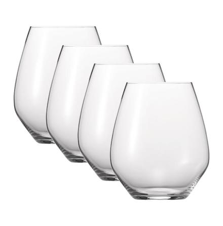 Authentis Casual Tumbler rund 4-pack
