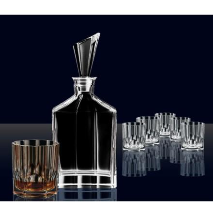 Aspen Whisky set 7-delar