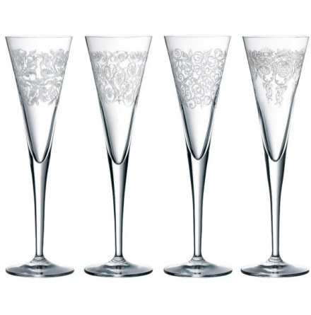 Delight Champagneglas 4-pack