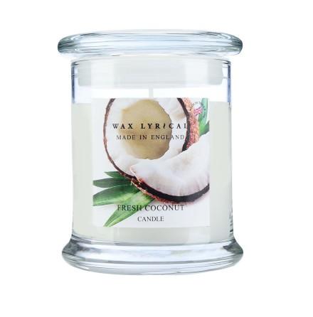 Fragranced Candle Jar Fresh Coconut Doftljus