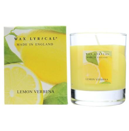 Fragranced Boxed Candle Lemon Verbena Doftljus
