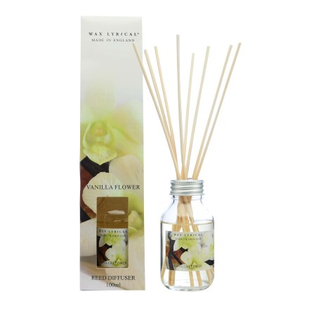 Fragranced Reed Diffuser Refill Vanilla Flower