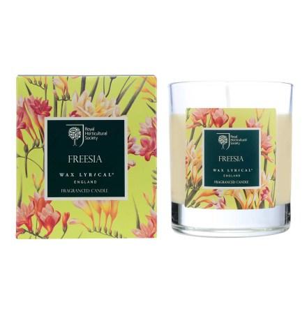 Fragranced Boxed Candle Freesia Doftljus