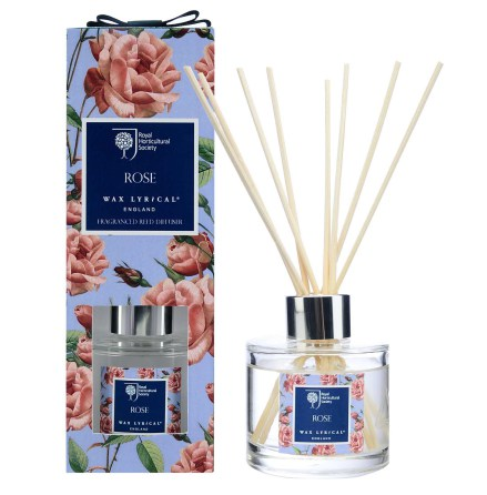 Fragranced Reed Diffuser Rose Doftstickor