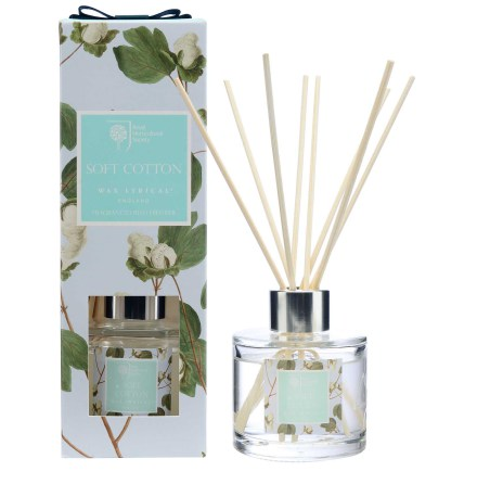 Fragranced Reed Diffuser Soft Cotton Doftstickor