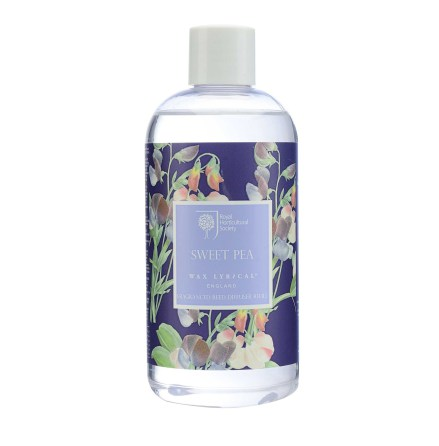 Fragranced Reed Diffuser Refill Sweet Pea