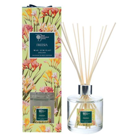 Large Frangranced Reed Diffuser Freesia Doftstickor