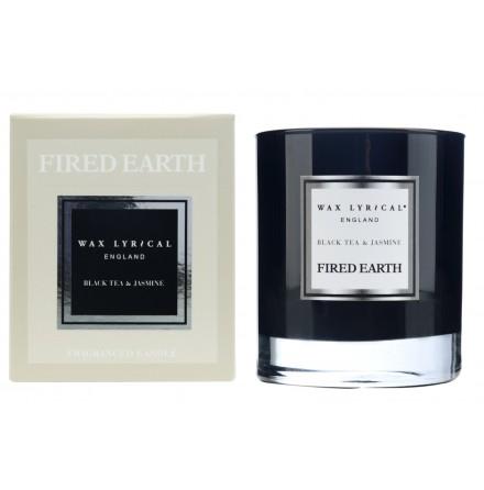 Fragranced Candle Jar Black Tea & Jasmine Doftljus