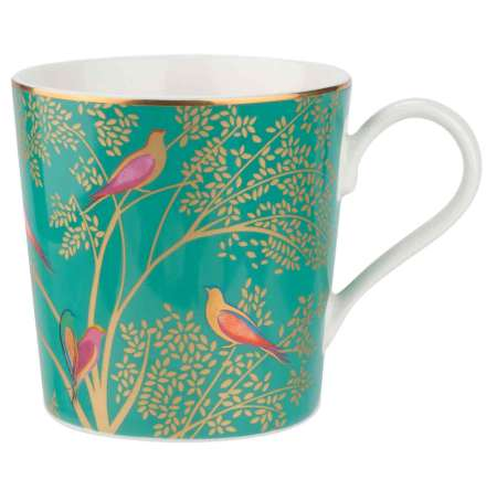 Sara Miller The Chelsea Collection Mugg - Green 0.34l