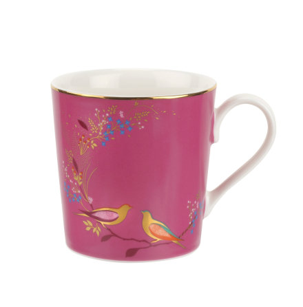 Sara Miller The Chelsea Collection Mugg - Pink 0.34l