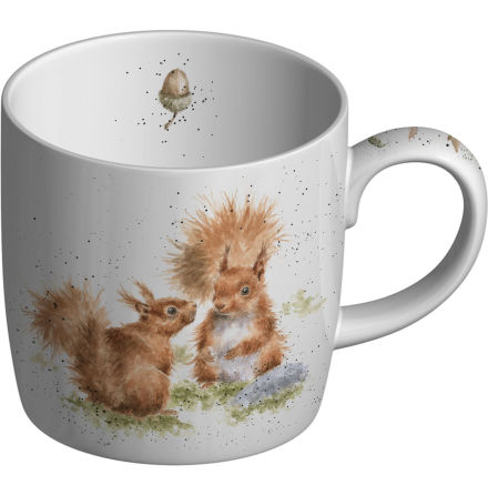 Wrendale Designs Between Friends (Squirrel) Mugg 31cl