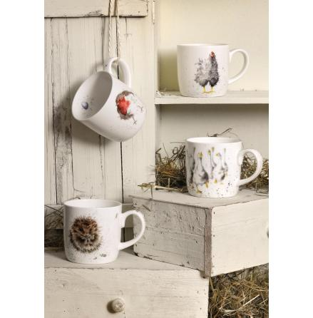 FBC Mugg Wrendale Designs Country Mice (Mice) 31cl