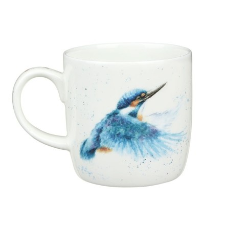 FBC Mugg Wrendale Designs King of the River (Kingfisher) 31cl