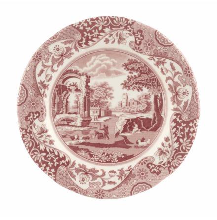 Cranberry Italian Tallrik 20cm