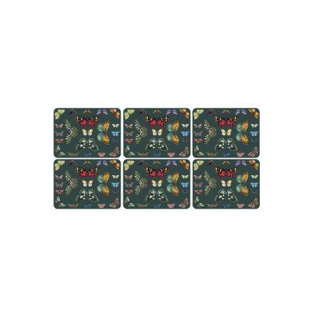Botanic Garden Harmony Bordsunderlägg 6-pack