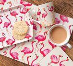 Sara Miller Flamingo Bordsunderlägg 4-pack