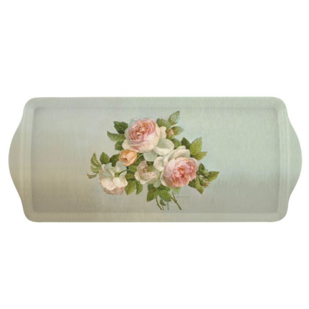 Antique Rose Sandwich Bricka