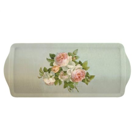 Antique Rose Sandwich Bricka
