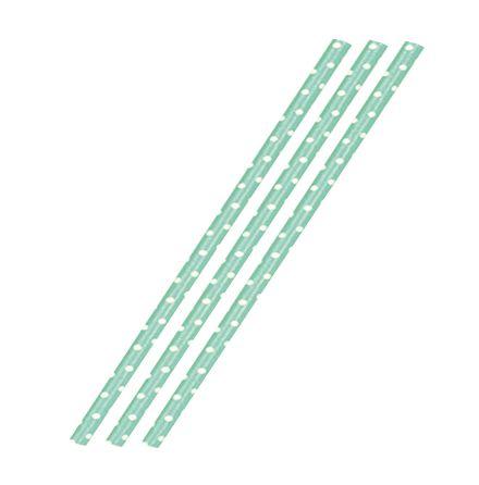Sugrör papper Grön 36st