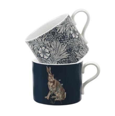 Morris & Co. Muggar 2-pack - Marigold & Hare 0.34L