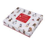 Wrendale Design Christmas Dessertgafflar 15cm 6-pack