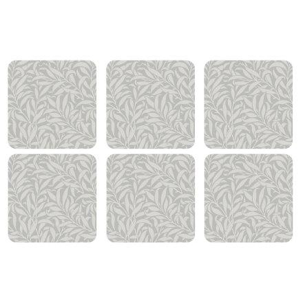 Pure Morris Willow Bough Glasunderlägg 6-pack