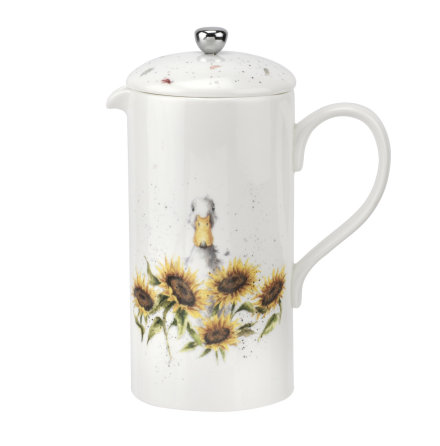 Wrendale Designs Cafetiere Duck 0,85L