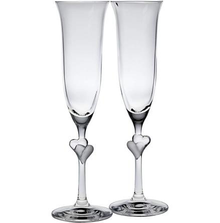 Lamour Champagneglas 2-pack
