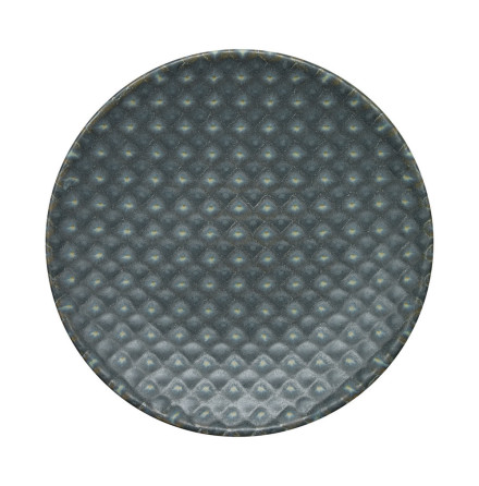 Impression Charcoal Accent Small Plate 7cm (6)