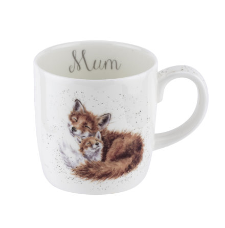 Wrendale Designs Mugg Mum (Fox) 0.40L