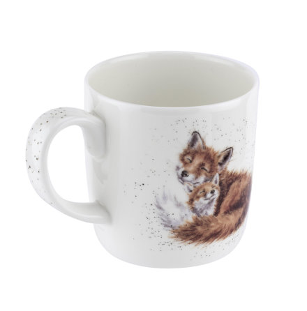 Wrendale Designs Mugg Mum (Fox) 0.40L