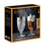 Noblesse Iskaffe/Glass 2-pack