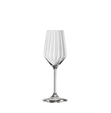 LifeStyle Champagneglas 4-pack