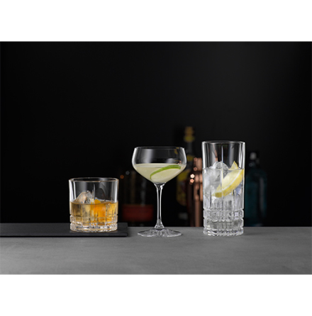 Perfect Serve Cocktail Master Class Set 3del