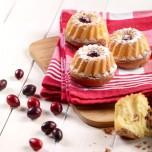 """Bakform för 6 små """"sockerkaksmuffins"""""""