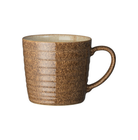 Studio Craft Birch/Chestnut Alt Ridged Mug