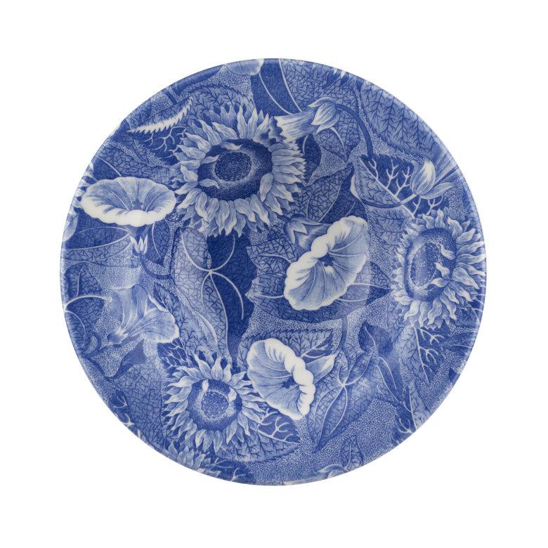 Blue Room Sunflower Skål 19cm