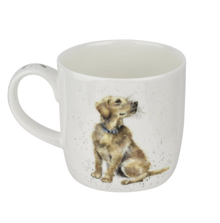 Wrendale Design Mugg Devotion (Labrador) 0.31L