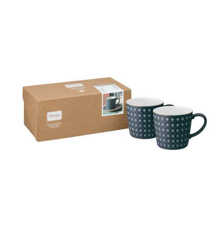 Impression Charcoal Accent Mugg 40cl 2-pack
