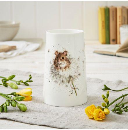 Wrendale Design Vas (Mice) 14.6cm