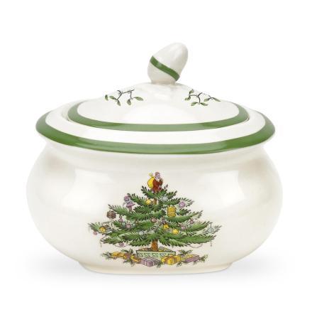 Christmas Tree Sockerskål 45cl