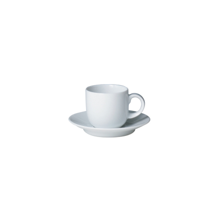 White Espressokopp