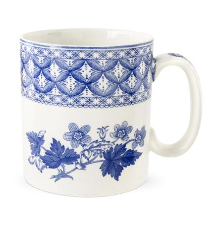 Blue Room Mugg - Geranium