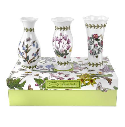 Botanic Garden Mini Vas 3-pack