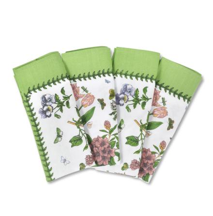 Botanic Garden Chintz Servett / Handduk 4-pack