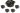 Cocotte 5-dels set svart