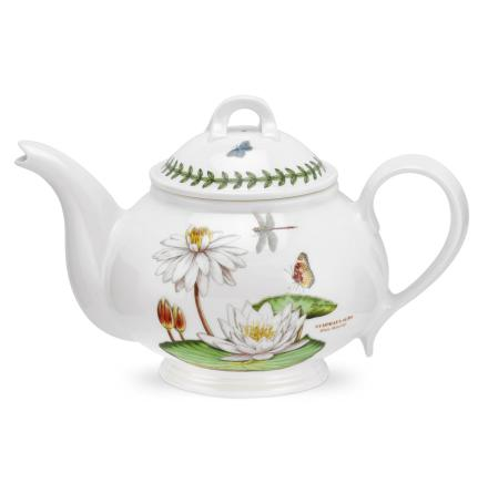 EBG Teapot (White Waterlily) 1
