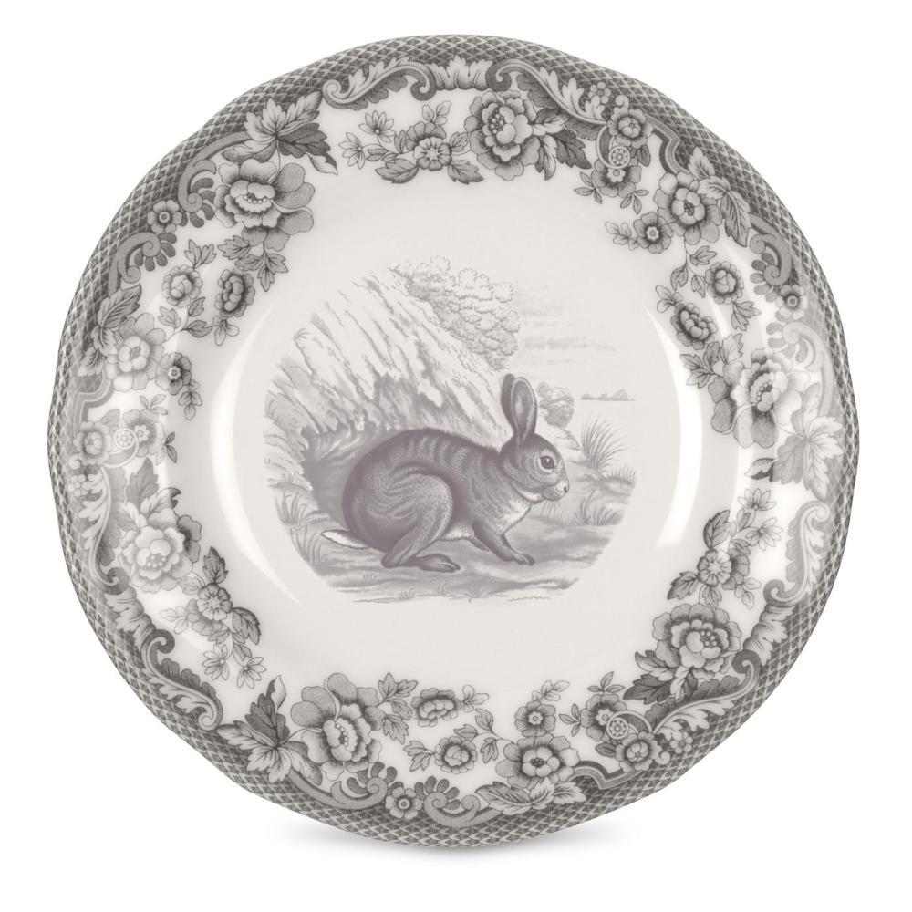 Delamere Rural Plate - Rabbit